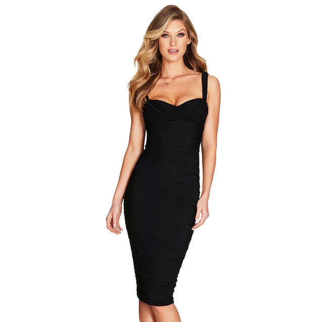 Tonya Bandage Dress