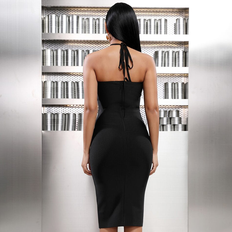 Past Life Bandage Dress