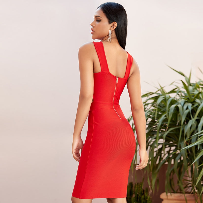 Key Feature Bandage Dress