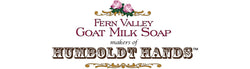 Logo Fern Valley Goat Milk Soap makers of Humboldt Hands