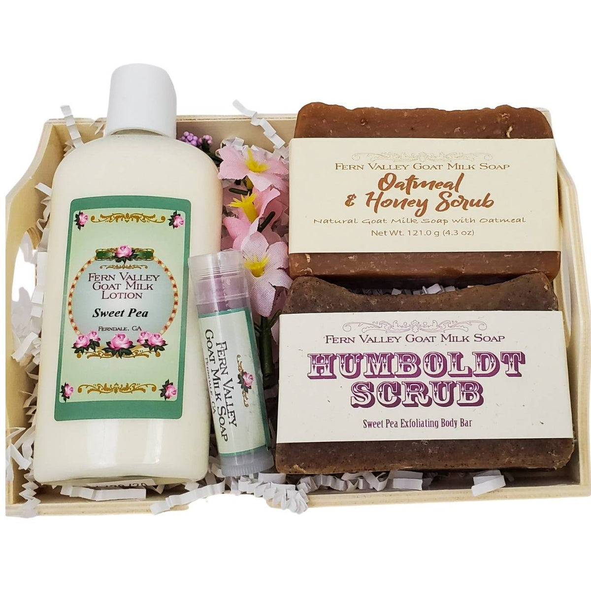Adorable Gift Set | Handmade Goat Milk Soap & Lotion