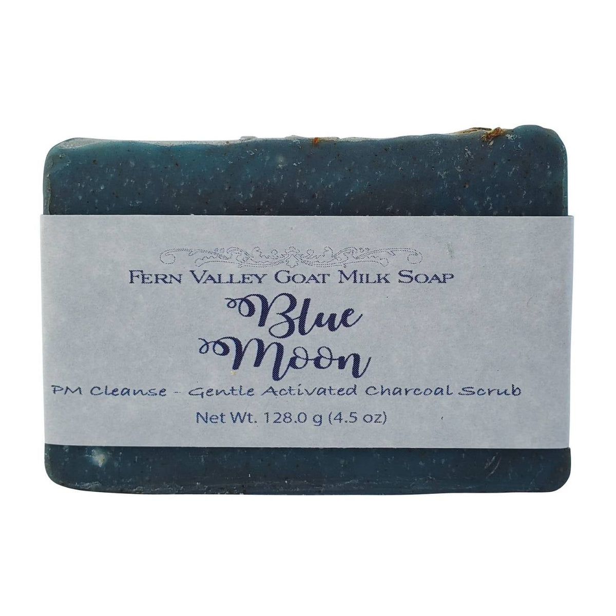 Blue Moon PM Cleanse - Gentle Activated Charcoal Scrub