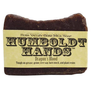 Natural Goat Milk Soap | Humboldt Hands Heavy-Duty Hand Cleaner | Dragon's Blood