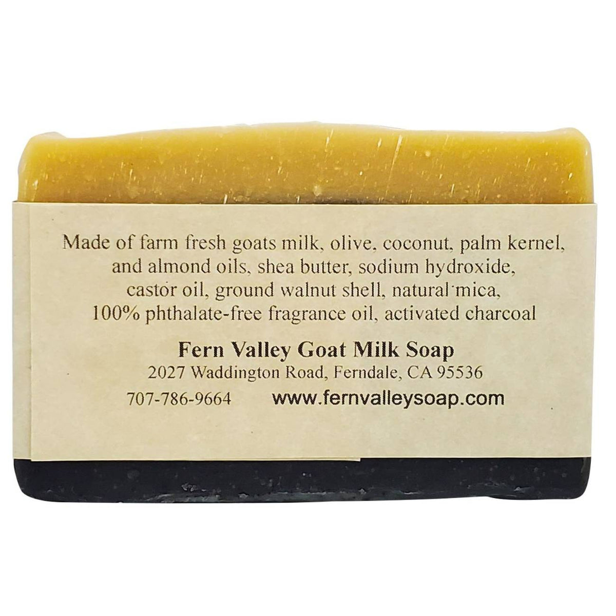 Knight - Exfoliating Soap for Men