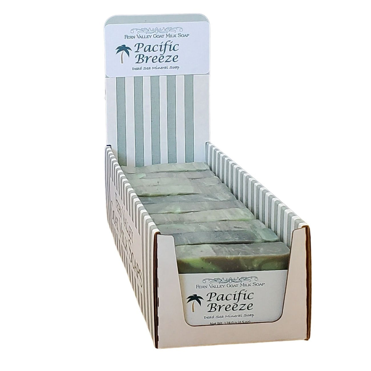 Limited Availability!  Pacific Breeze Sea Mineral Soap