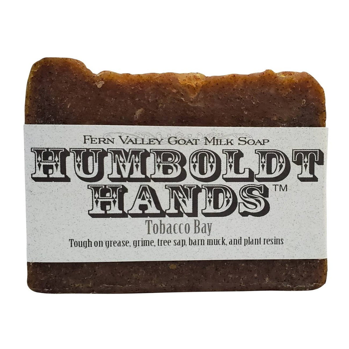 Humboldt Hands Gift Set | Great Smelling Exfoliating Soap + Shower Bar