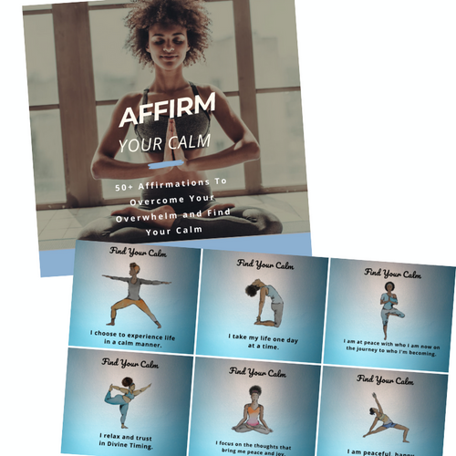 Find Your Calm Affirmation Bundle