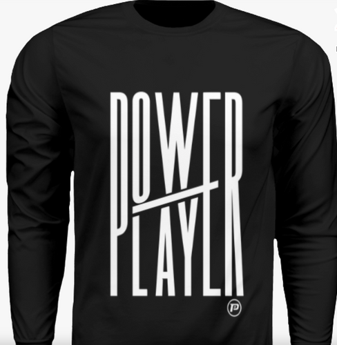 POWER PLAYER® - Adult Wicking Long-Sleeve Shirt
