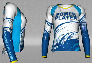 POWER PLAYER® Long-Sleeve Exclusive Shirt (Ladies)