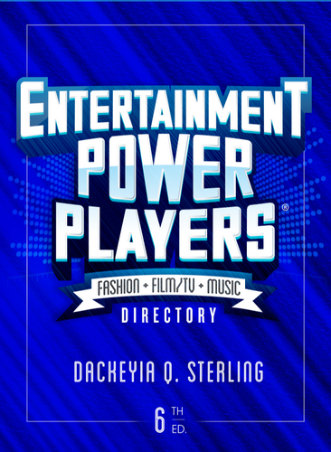 Entertainment Power Players®: Edition 6 ✪ Hardcover Directory