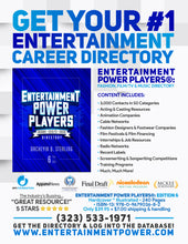 The POWER Combo | Entertainment Career Directory + Database