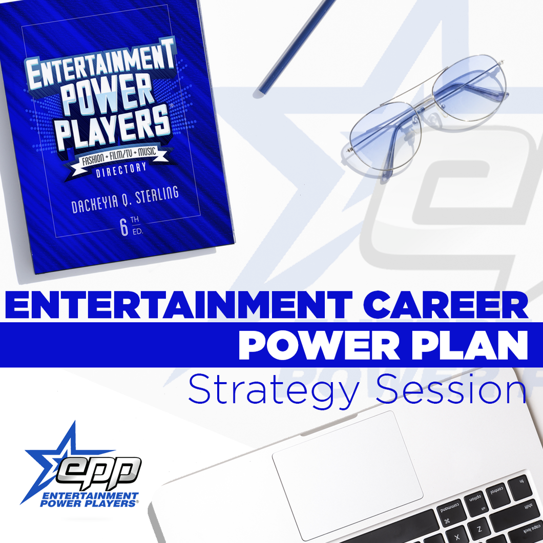 Entertainment POWER PLAN! - Strategy Session