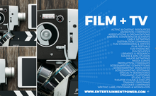 Entertainment Power Players®: Edition 6 - Film/TV Section