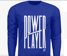 POWER PLAYER® - Adult Wicking Long-Sleeve T-Shirt - Ships December 2019