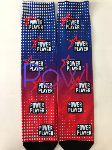 Ultra POW! POWER PLAYER® Apparel - The Socks + Directory Combo