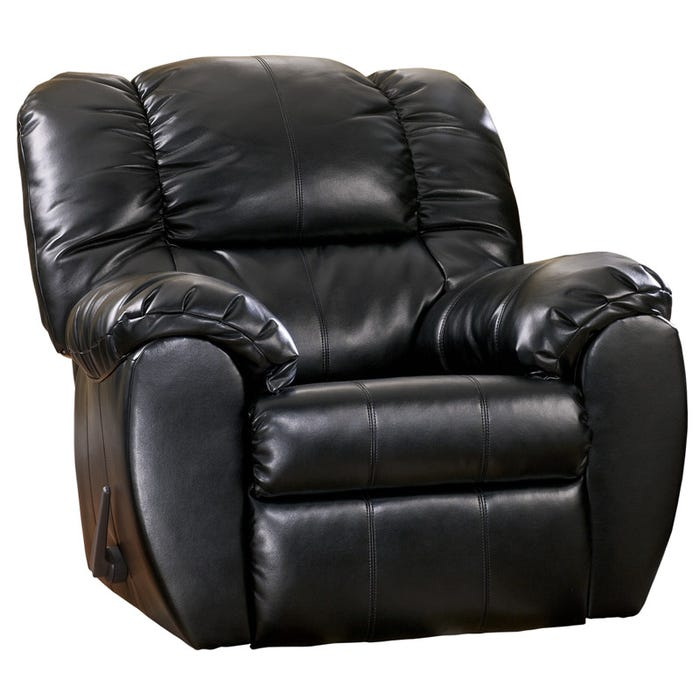 Ashley Black Recliner