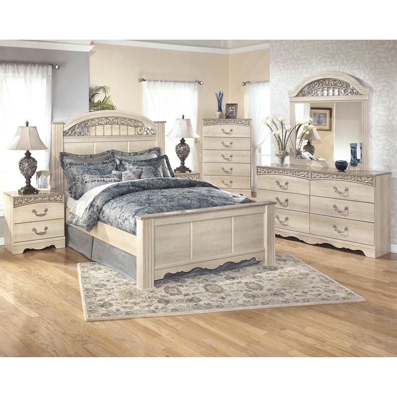 B196 Bedroom Set