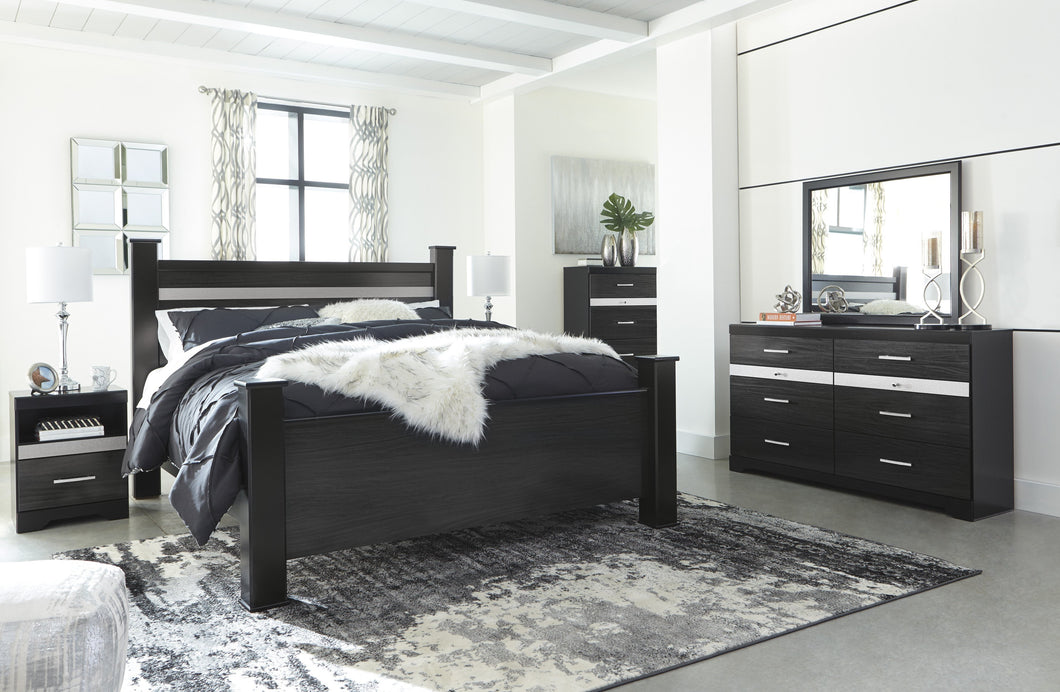 B304 Bedroom Set