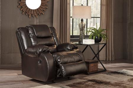 Ashley Brown Recliner