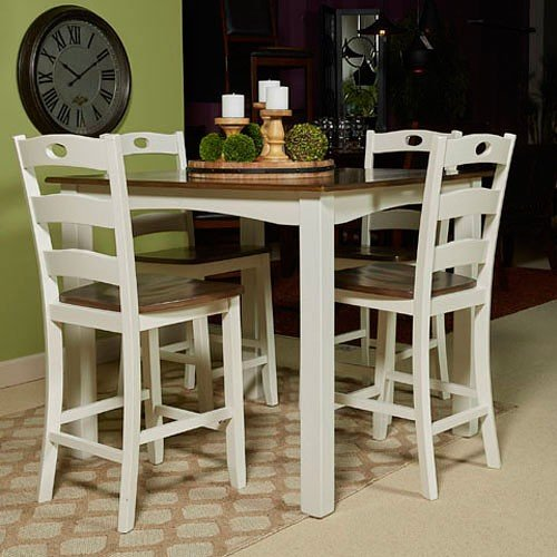 D335-223 5-Piece Dining Table Set