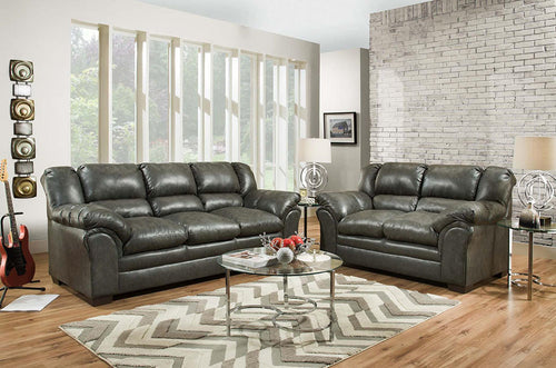 Trinidad Gray Sofa Set