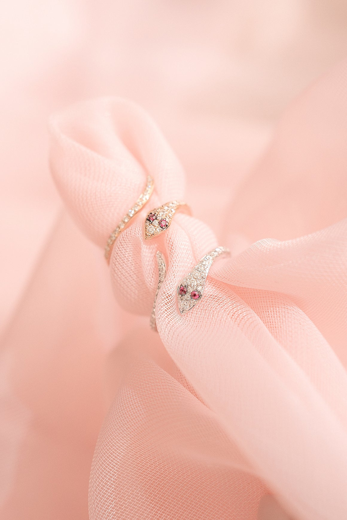 Snake Pinky Ring - Embody Los Angeles