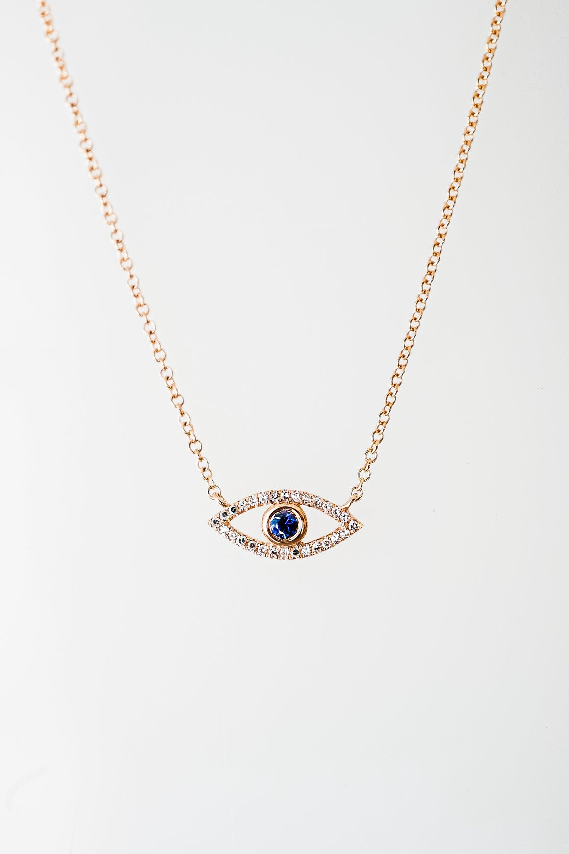 Eye See You Necklace - Embody Los Angeles