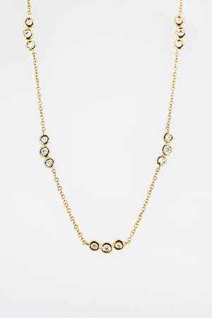 Modern Trifecta Necklace - Embody Los Angeles