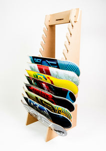 THE DECKHAND - FLOOR DISPLAY RACK