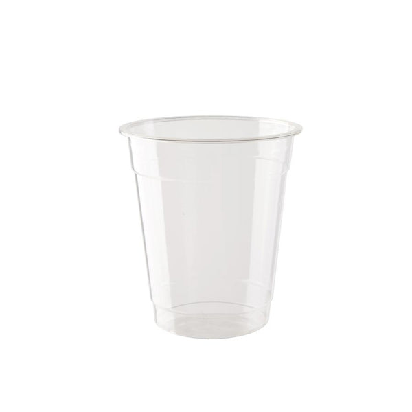 PLA cold cups, 200ml / 8oz (1000 pcs.) - Naturally Chic Eco-Friendly Packaging Canada
