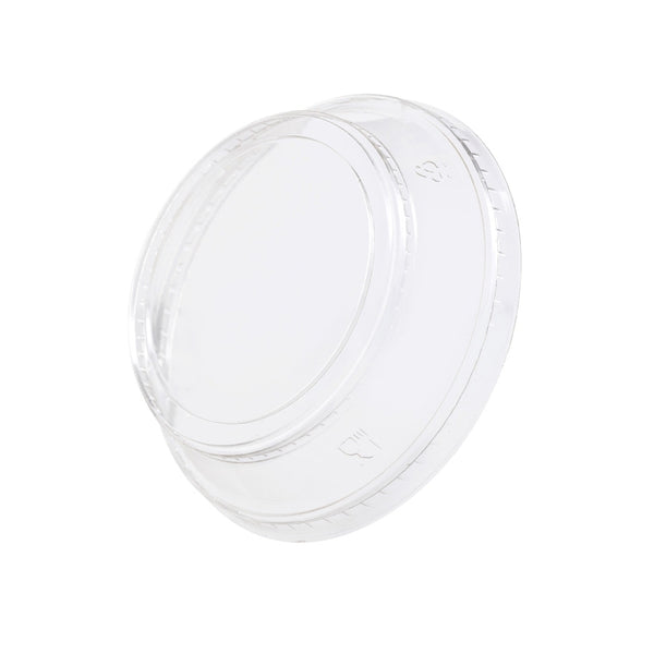 "Combi lids (PLA), 97mm / 3.75"" (1000 pcs.) - Naturally Chic Eco-Friendly Packaging Canada"