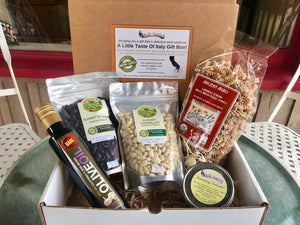 A Little Taste Of Italy Gift Box