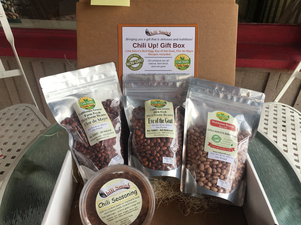 Chili Up Gift Box