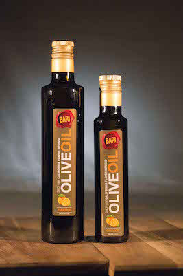 Bari Orange infused Olive Oil 250 ml