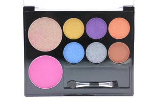 Makeup Palette- Eyeshadow Blush Highlighter