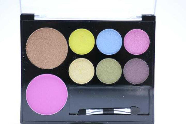Makeup Palette- Eyeshadow Blush Highlighter - Madam Glow