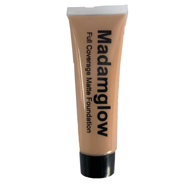 Full Coverage Matte Foundation - Madam Glow