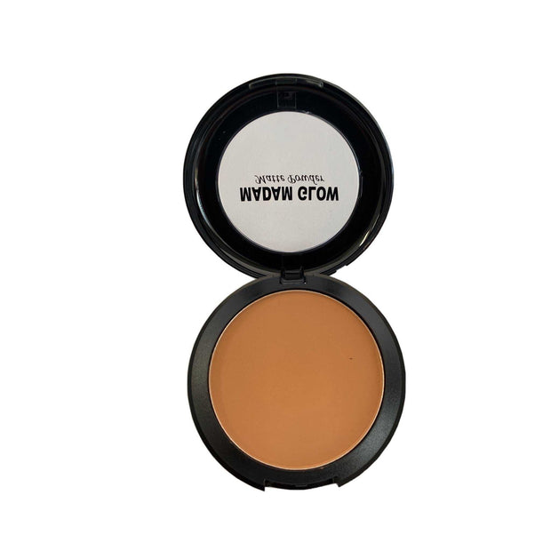 Matte Full Coverage Pressed Powder(All skin types) - Madam Glow