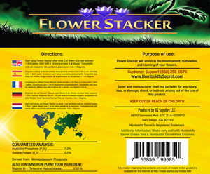 Flower Stacker