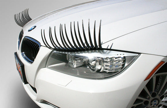 CarLashes® on BMW 3 Series