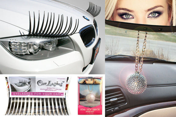 CarLashes® & Crystal Ball Bundle
