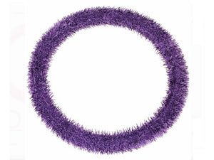 Steering Wheel Cover: PURPLE SHAG