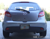 CarLashes - Tail Light Eyelashes