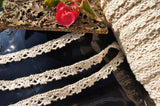 Cotton Cluny Crochet Lace Trim 176
