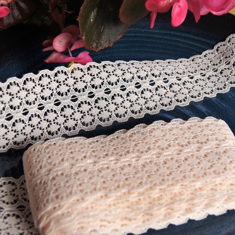 Symmetric Galloon Lace Trim