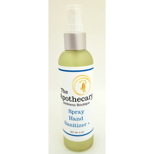 Hand Sanitizer - 4 oz Spray