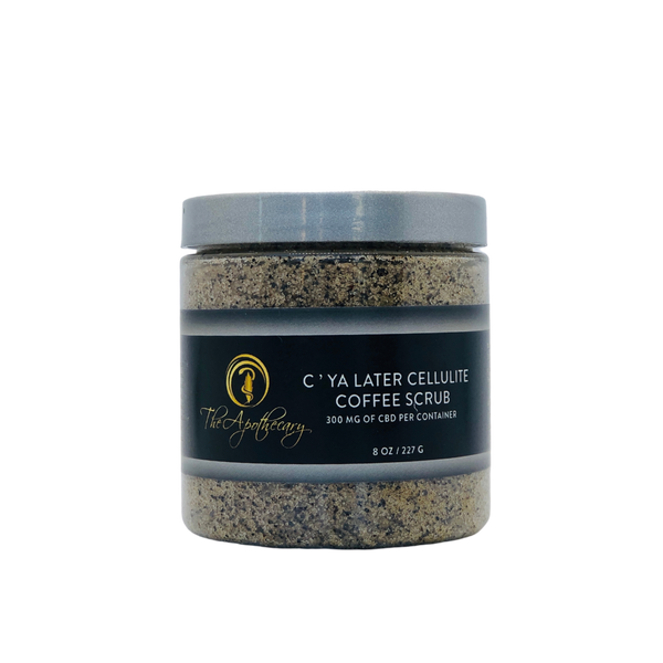 C' Ya Later Cellulite Coffee Scrub