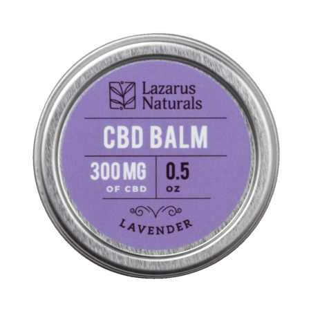 Lavender Balm 0.5oz 300mg CBD texas, houston
