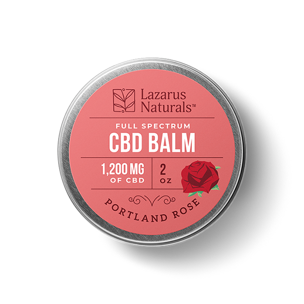 Portland Rose Balm 2 oz 1200 mg texas, houston