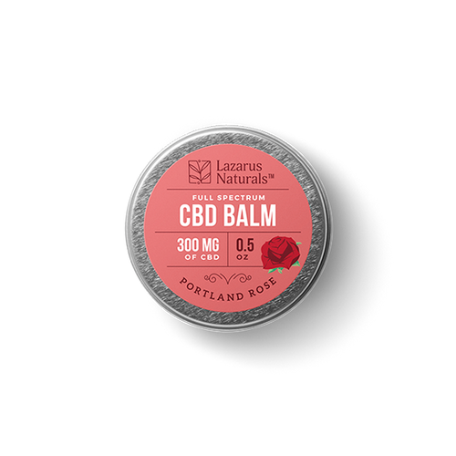 Portland Rose Balm 0.5 oz 300 mg texas, houston